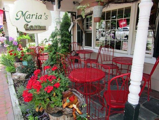 Chester, نيو جيرسي: Maria's