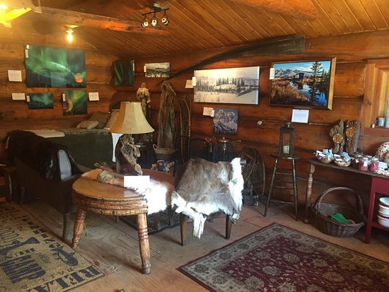 Alaskan Gallery: The Road Less Traveled alaska gallleries