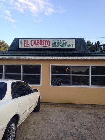 Winona, MS: El Cabrito