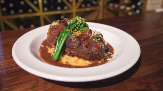 ‪‪Cucina Rustica‬: Osso Bucco - a favorite served only on Friday and Saturdays‬