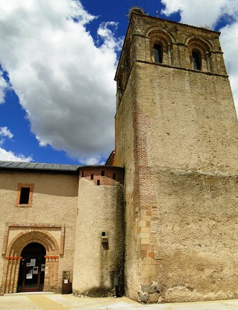 Aguilafuente, ספרד: Iglesia San Juan Aguilafuente