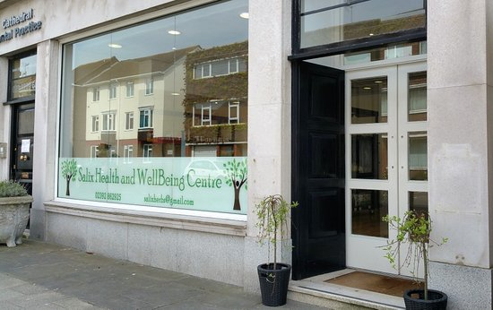 Portsmouth Massage at Salix Health and Wellbeing Centre