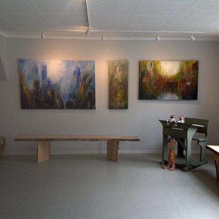 Moi, Norway: Galleri Fossekallen
