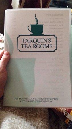 Tarquin's Tea Rooms: photo0.jpg