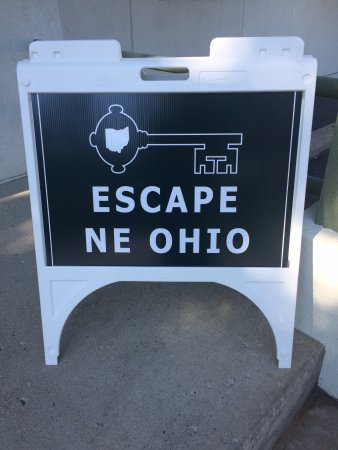 Escape NE Ohio: www.EscapeNEOhio.com 200 Chestnut Ave Warren Ohio 44483
