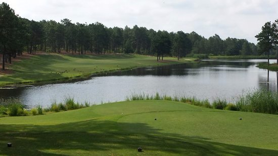Aberdeen, Carolina del Norte: Back Tee #10 @ Legacy