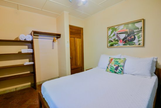 Ojochal, Costa Rica: Basic double room for 2 persons