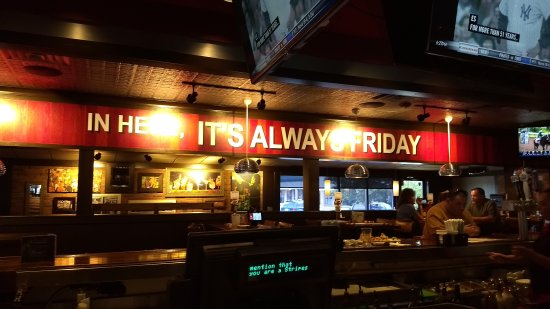 Hazlet, NJ: TGI Friday's