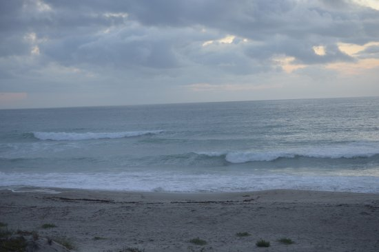 Indialantic, FL: View of Atlantic from our balcony.