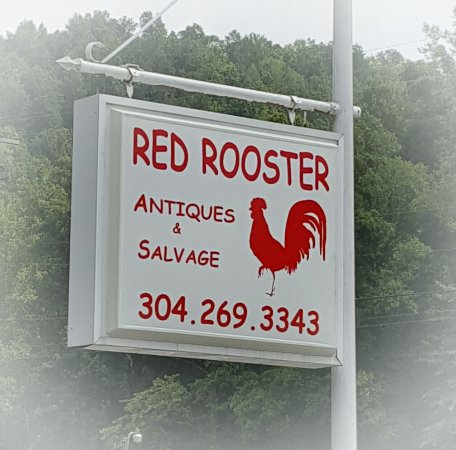 ‪‪Weston‬, فرجينيا الغربية: Red Rooster Antiques & Salvage‬