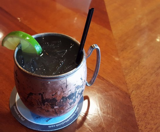 Simsbury, CT: Moscow Mule