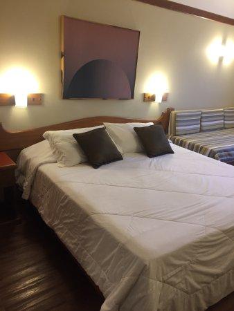 Hotel Continental Canela: Así recibimos la habitación!