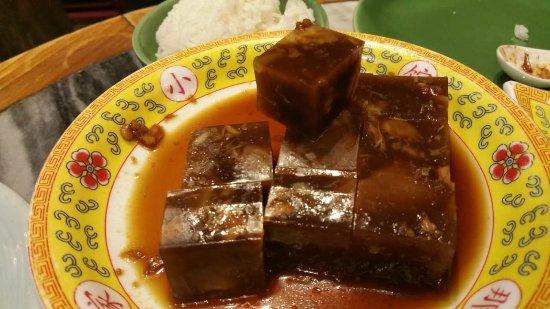 Na Jia Restaurant (Yong'anli): pork jelly