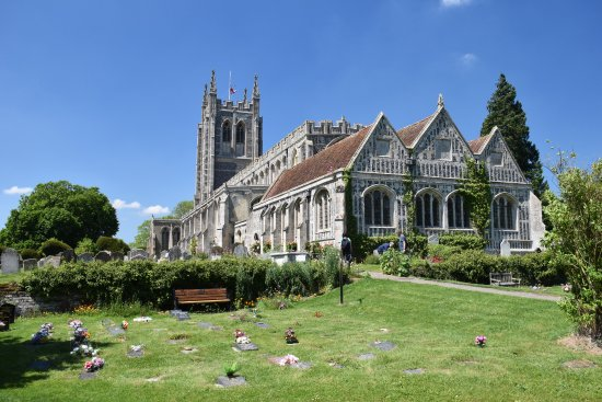 Long Melford Church