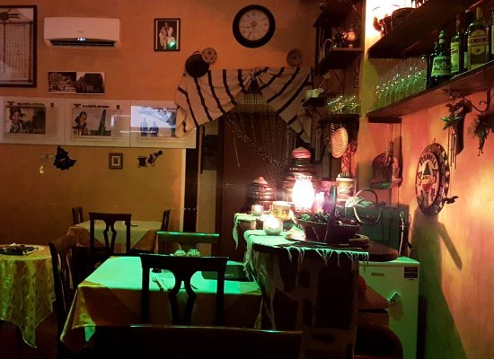 Abissinia: Foto di una parte della sala.