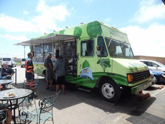 Castroville, CA: The famous truck