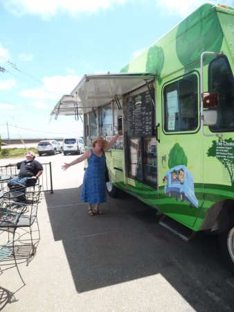 Castroville, CA: Placing my order!