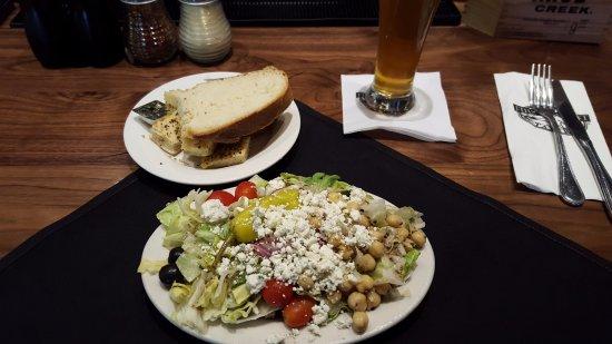 Plainville, CT: House Salad