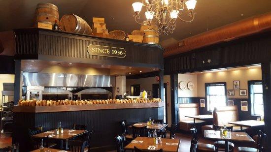 First & Last Tavern: Dining Area