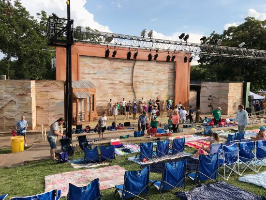 Beverly S. Sheffield Zilker Hillside Theater