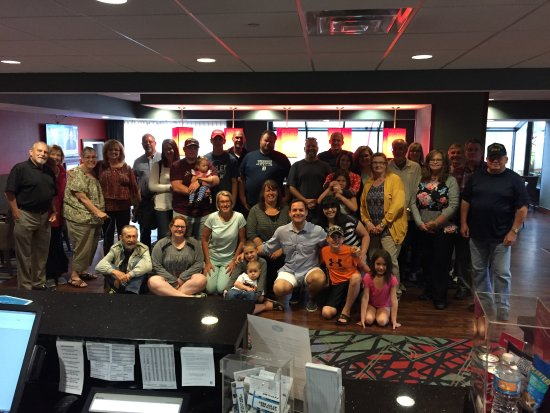 Hampton Inn Grand Rapids-South: Members of our Family Reunion...