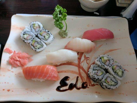 Edo Grill and Sushi: photo1.jpg