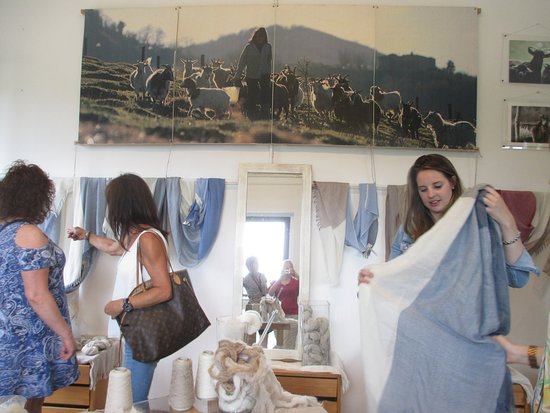 Culture Discovery Vacations - Day Tours : The goats produce unbelievably soft cashmere fleece