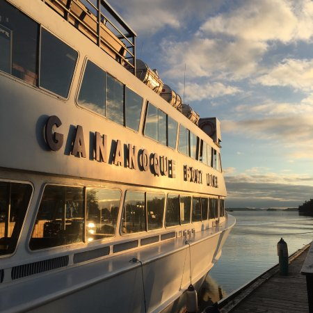 Gananoque, Kanada: All is calm