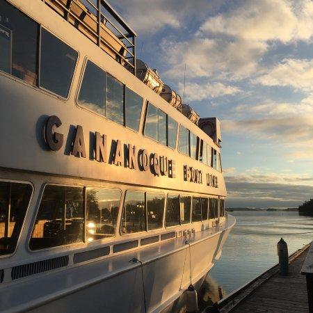 Gananoque, Canada: All is calm