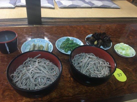 Oishida-machi, ญี่ปุ่น: そば食べ放題