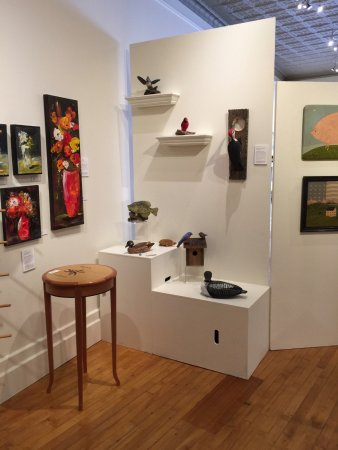 The Brandon Artists Guild includes the work of 40+ Vermont artists