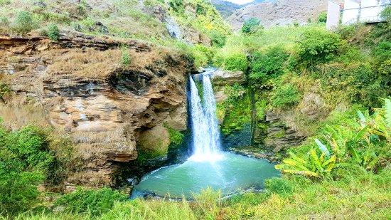 Cachoeira Bigode do Chinês