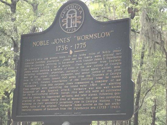 Wormsloe Historic Site: photo2.jpg