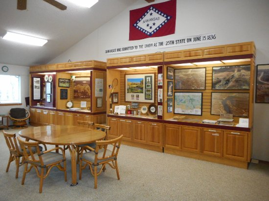 Bella Vista, AR: The Cooper Room, representing the last 50 years