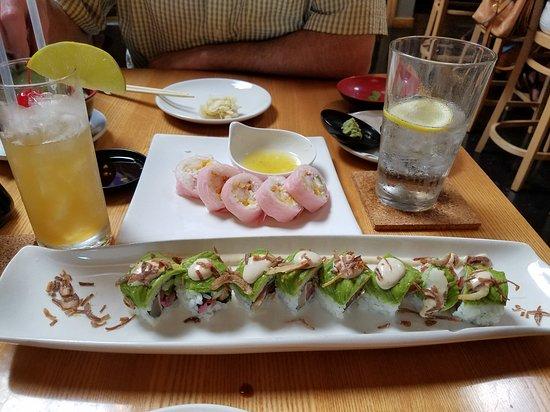 Yokozuna tulsa menu prices restaurant reviews for Asian cuisine tulsa menu