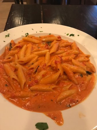 Lords Valley, PA: Penne Alla Vodka