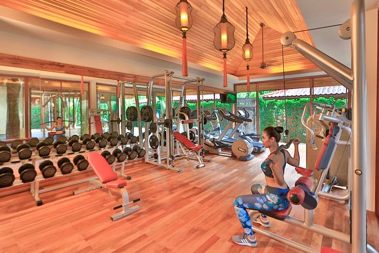 Zazen Boutique Resort & Spa: Gym