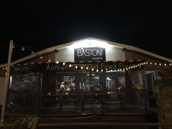 Bastoni Pizzeria - Myrtleford Vic
