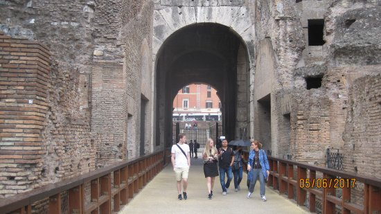 Colosseum Underground Ancient Rome Tour Livitaly