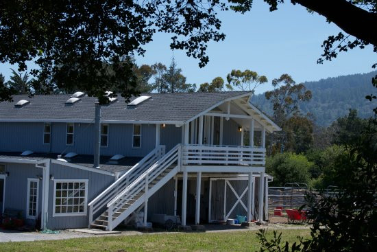 Point Reyes Country Inn & Stables: The Groom's Quarters