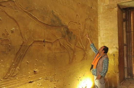private Day trip: From Luxor to