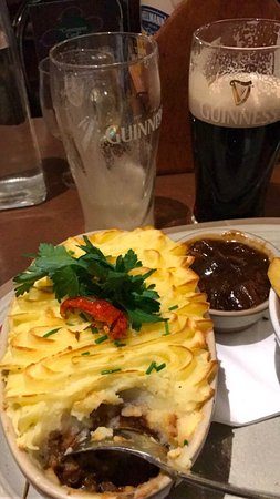Best Damn Cottage Pie In Dublin Perhaps All Of Ireland Picture Of