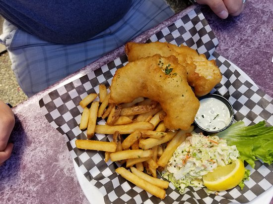 Qualicum Beach Best Fish Chips