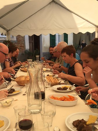 Castagnole Monferrato, Italy: Lunch