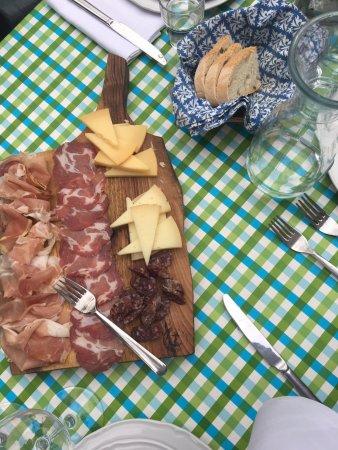 Sant'Angelo in Vado, Italia: Buon appetito