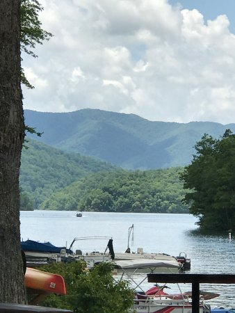 Topton, Carolina del Norte: Lakes End Marina