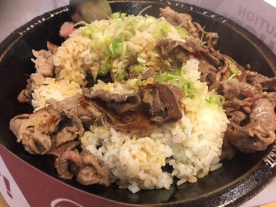 Pepper Lunch PVJ: Pepper rise jumbo, salah satu menu favorit
