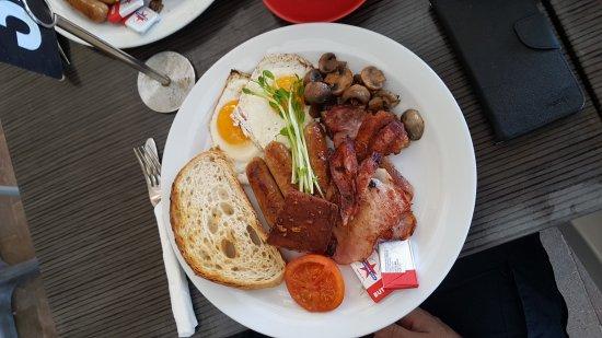Beaches Cafe Cottesloe Menu