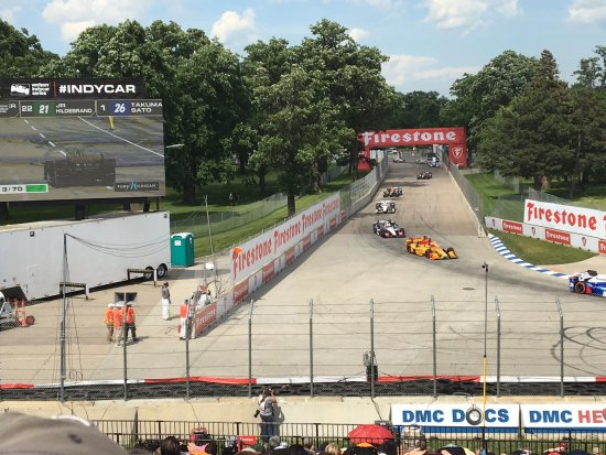 Belle Isle Park: IndyCar race