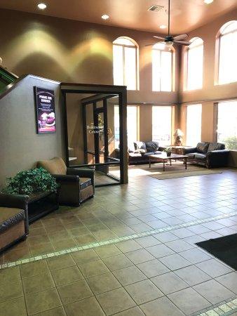 卡森市金粉西飯店張圖片